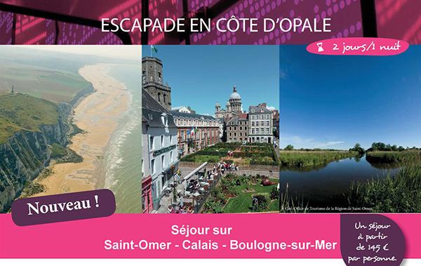 Les offices de tourisme de boulogne saint omer et calais lancent une nouvelle offre delta fm - Office de tourisme saint omer ...
