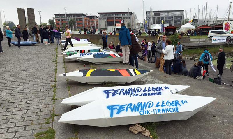 Dunkerque - Comme chaque année à Dunkerque, le carton a flotté sur l ... e5ab9b14962