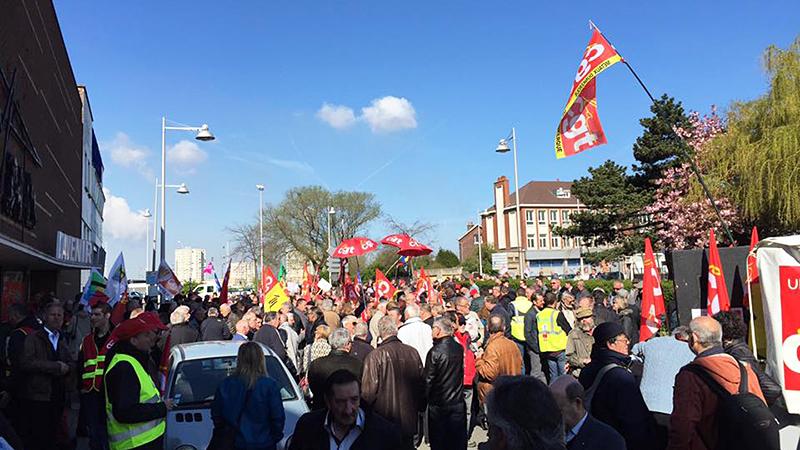 1er Mai: un défilé sous fond de contestation contre la Loi Travail