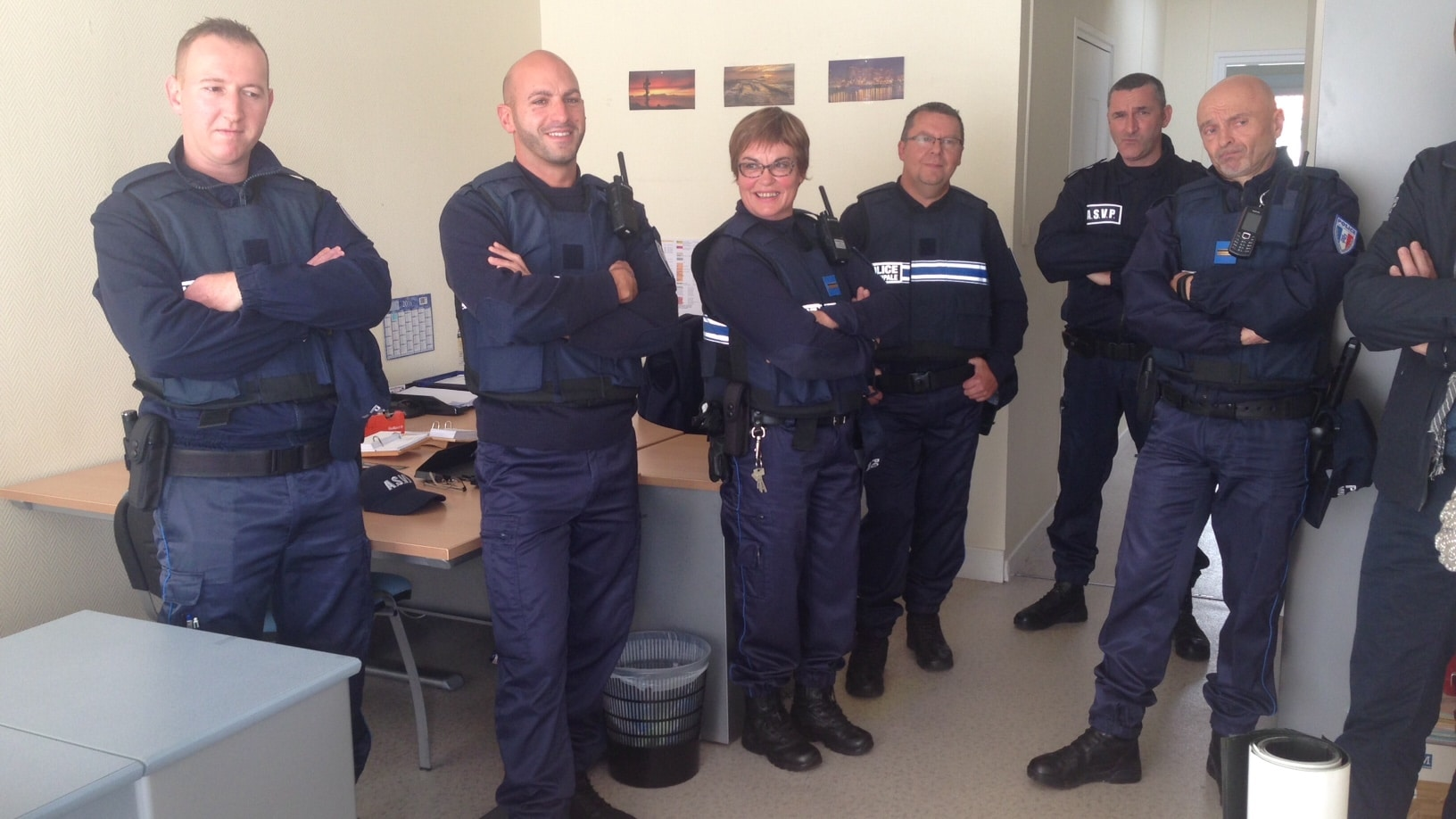 Outreau la police municipale bient t arm e les - Grilles indiciaires police municipale ...