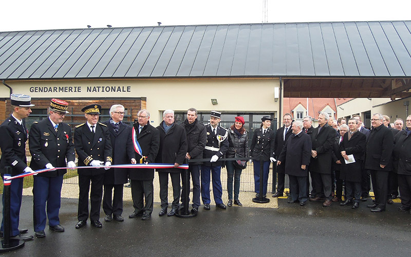 Audomarois a tatinghem la nouvelle gendarmerie r pond - Nouvelle grille indiciaire gendarmerie ...