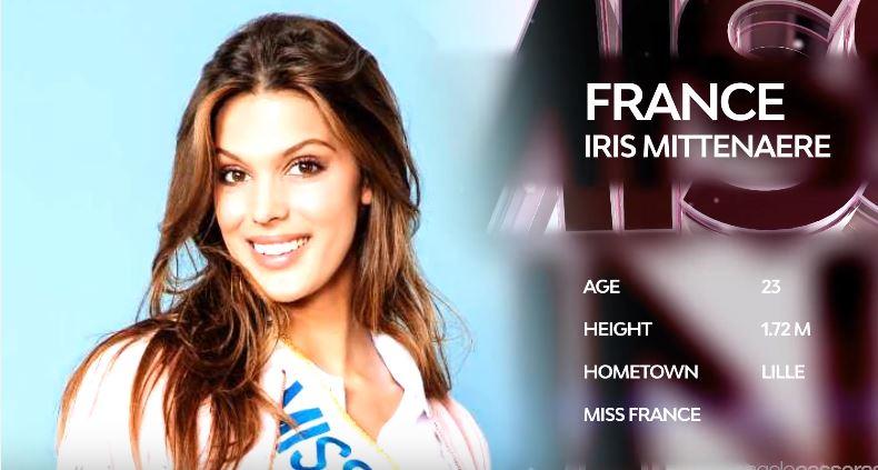 Zik et buzz des bookmakers voient iris mittenaere remporter la couronne de miss monde delta fm - Iris mittenaere miss monde ...