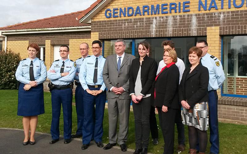 aide sociale gendarmerie
