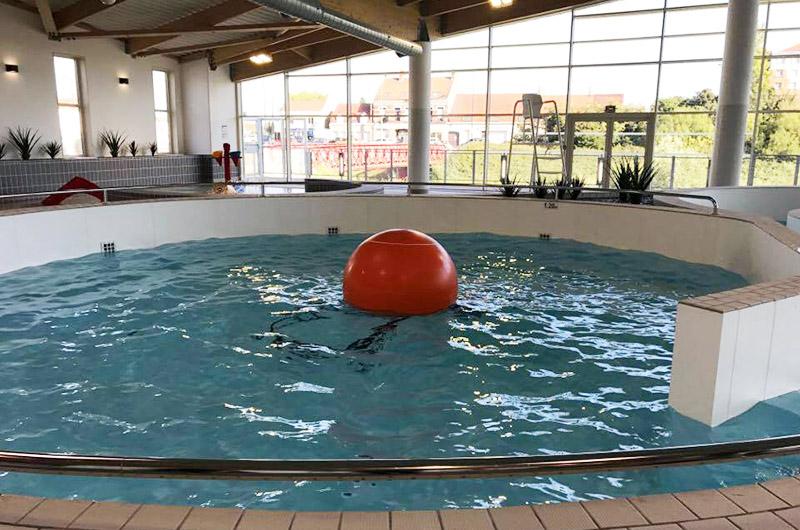 Dunkerque la piscine georges guynemer est quasi pr te for Piscine a boule adulte