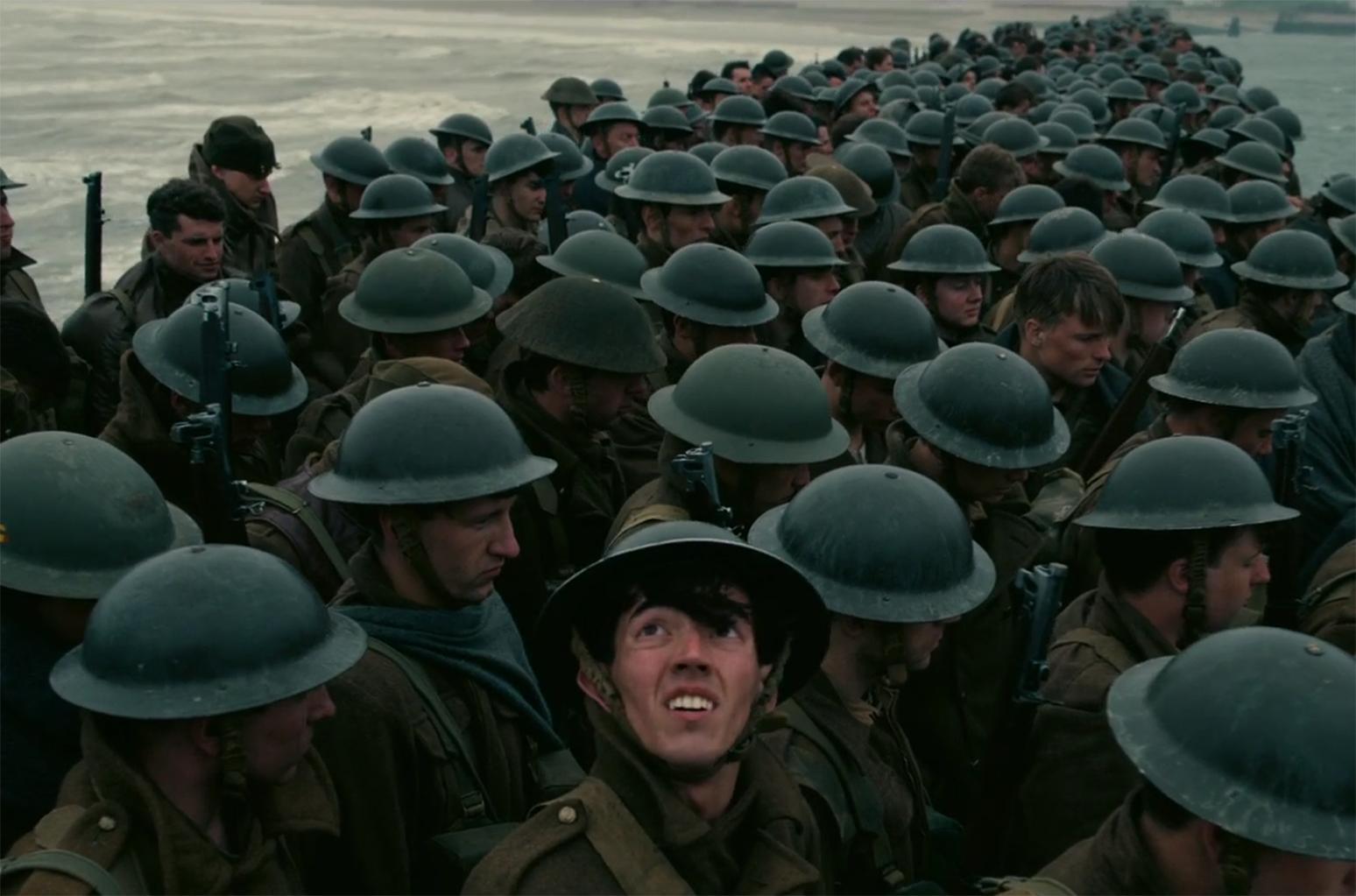 Image du film Dunkerque de Christopher Nolan