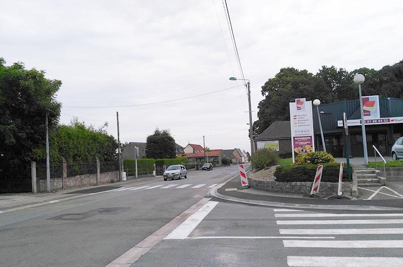 Audomarois tatinghem la d partementale 208 se refait - Nouvelle grille indiciaire gendarmerie ...