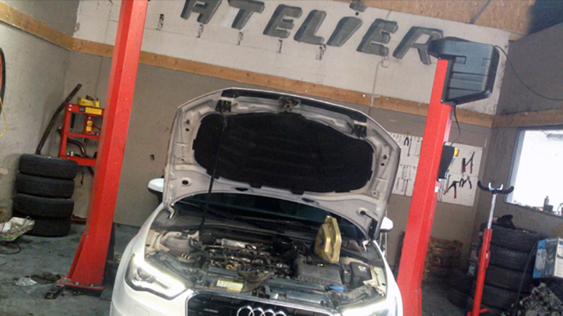 Outreau un garage associatif r pare votre voiture for Garage de la mer dunkerque
