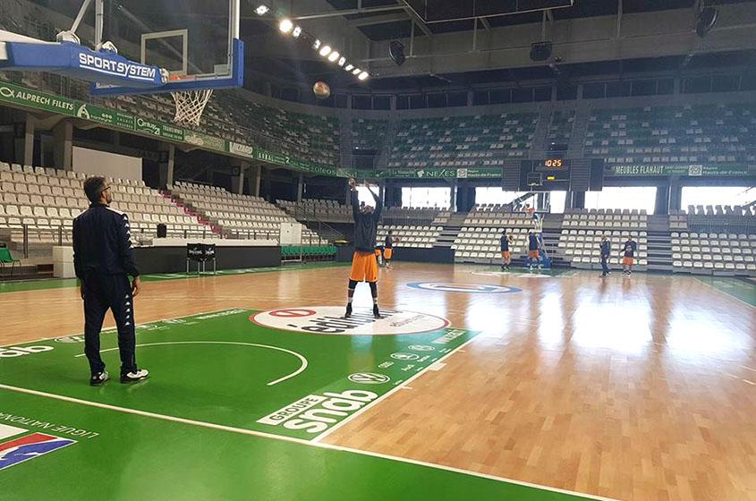 Basket L Essm Le Portel Face A Monaco Le Meilleur Basket De