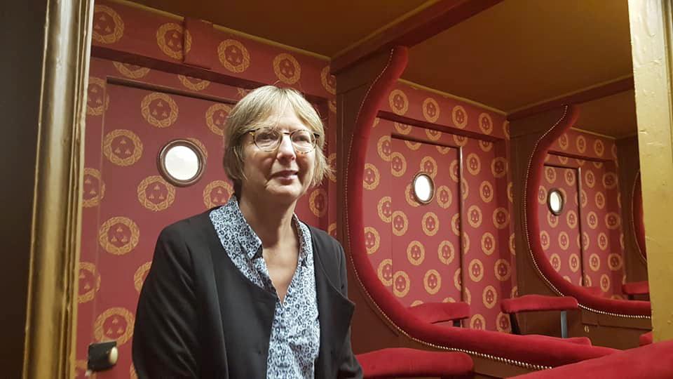 Depuis début novembre, Christine Souillard est la nouvelle directrice de la Barcarolle - Delta FM